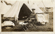 Officer Major serving with a Battalion of the Kings Liverpool Regiment at Camp