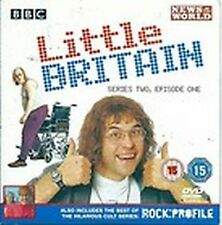 PROMO  DVD - Little Britain