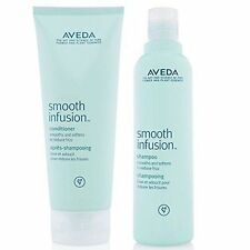 Aveda Smooth Infusion Shampoo 8.5oz. & Conditioner 6.7oz. Duel Set