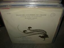 GERLIN / COUPERIN LE GRAND complete works harpsichord 15 ( classical ) london uk