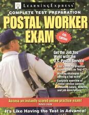 Postal Worker Exam (Postal Worker Exam: Pass the 473 Battery Exam to Win a Job i