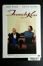 FRENCH KISS MEG RYAN KEVIN KLINE MINI POSTER BACKER CARD (NOT A movie )