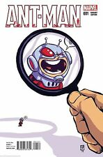 ANT-MAN #1  Skottie Young Baby Variant Cover                / 2015 Marvel Comics