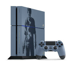 PS4 Uncharted 4 Edition - Sticker Cover Set