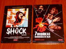 SHOCK / 7 ORQUIDEAS MANCHADAS DE ROJO - Sette orchidee macchiate di rosso - 2dvd