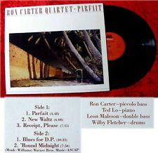 LP Ron Carter Quartet: Parfait (1982)