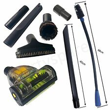 KARCHER Car Valet Vacuum Hoover Cleaning Kit Turbo Brush Crevice Upholstery Tool