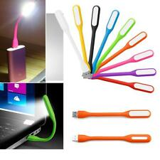 Flexible Bright Mini USB LED Light Computer Lamp For Notebook Reading PC Laptop
