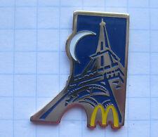 M / PARIS / EIFELTURM  ............. Mc Donald´s-Pin (264cd)