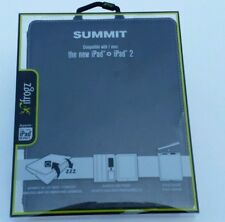 IFrogz IPADU-SUM-WHT Summit Universal Cover For IPad3/3/4 - Black With White