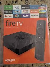 NEW SEALED Amazon Fire TV Box Digital HD Media Streamer Ultra HD 4K latest model
