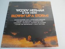 WOODY HERMAN & THE HERD~BLOWIN' UP A STORM~Factory Sealed Vinyl LP Record