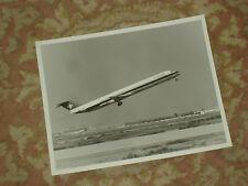 "Swissair N19B Mcdonnell Douglas MD-82 Large 10"" x 8"" photograph"