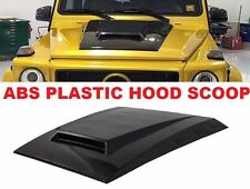 Mercedes Benz G class Hood scoop G63 G550 W463 ABS PLASTIC MATERIAL (B-style)