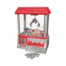 Candy Grabber Machine Game Party Gadget Retro Toy Arcade Boy Girl Xmas Gift Kids