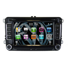 "RNS-Style 7"" Touch-Screen Sat-Nav/DVD/iPod/Bluetooth/GPS/AUX for VW Golf Plus"