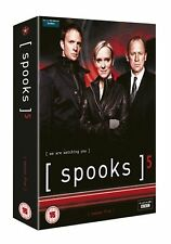Spooks : Complete BBC Series 5 2007  Peter Firth, Rupert DVD