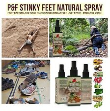 Foot Odor Shoe Spray Athlete shoes Stinky Feet Deodorizer Natural 18 Herbs Fungi