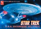 AMT Star Trek USS Enterprise NCC-1701-C 1/1400 plastic model kit new 721