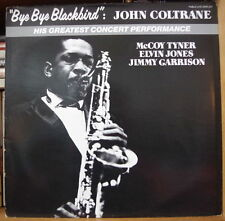 "JOHN COLTRANE ""BYE BYE BLACKBIRD"" FRENCH LP PABLO LIVE 1981"