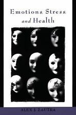NEW - Emotions, Stress, and Health by Zautra, Alex J.