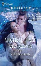 Winter Kissed 2008 Michele Hauf, Vivi Anna Paperback Silhouette Nocturne #52