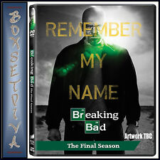 BREAKING BAD - SEASON 5 - THE FINAL SEASON **BRAND NEW DVD **