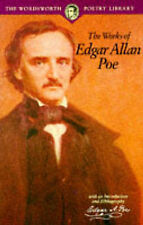 Works of Edgar Allan Poe (Wordsworth Poetry Library),ACCEPTABLE Book
