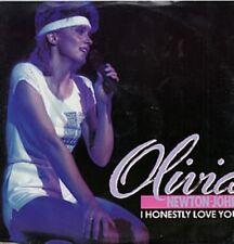 """OLIVIA NEWTON JOHN I Honestly Love You , Physical (live) Uk 12"""""""
