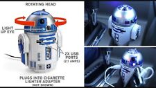 Star Wars R2-D2 USB Car Charger.