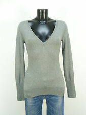 MARC O'POLO PULLOVER GR XS / GRAU &  MIT CASHMERE   ( M 0869 )