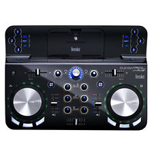 Hercules DJ Control Wave M3 2-Deck Bluetooth Wireless USB Mac PC Controller