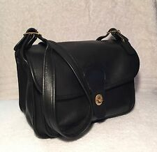 Vintage Coach Rambler Bag, 9735, Black, Made in New York City