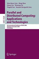 Lecture Notes in Computer Science: Parallel and Distributed Computing:...
