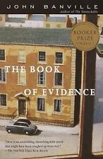 The Book of Evidence Banville, John Paperback