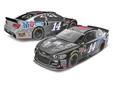 PRE-ORDER TONY STEWART 2016 MOBIL 1 LAST RIDE RACED VERSION LIONEL 1:24 - 2017