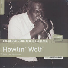 Howlin' Wolf - The Rough Guide to Blues Legend (Vinyl LP - 2015 - UK - Original)