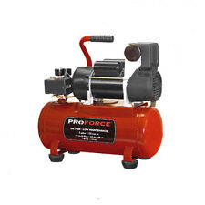 Pro-Force 3-Gallon Hot Dog Air Compressor w/ Inflation Kit