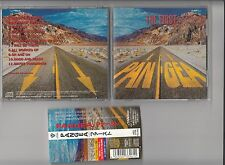 PANGEA - THE FIRST CD 1996 JAPAN OBI VICP-5706 VICTOR HARD ROCK METAL