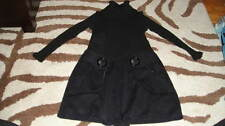 BOUTIQUE SISTER SAM 6X 4T 4 BLACK DRESS