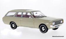 Opel Rekord C Caravan  beige 1970 - 1:18 BOS