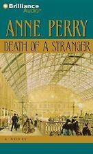 William Monk: Death of a Stranger 13 by Anne Perry (2011, CD, Abridged)