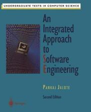 An Integrated Approach to Software Engineering (Undergraduate Texts in Computer
