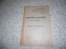 1930.Saint Melaine évêque gallo-romain du 6e s..Léon Le Berre