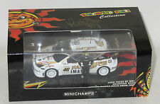 1/43 FORD FOCUS RS WRC FastWeb MONZA RALLY WINNER 2006 V. Rossi CAR & Figura