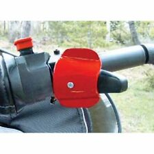 Snobunje Throttle Flare (Red) Snowmobile Polaris 800 Switchback 600 Indy