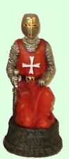 Medieval Masonic Knights Templar Crusades Holy Land In Hoc Signo Rubber Stamp