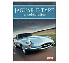 Duke - JAGUAR E-TYPE A CELEBRATION DVD - To Mark the E-Type's 50th anniversary