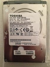 HP Pavillion G6 1165SAToshiba Samsung WD Hard Disk Drive 500 GB MQ01ABF050