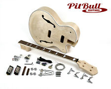 Pit Bull Guitars ESB-4SC Electric Bass Guitar Kit